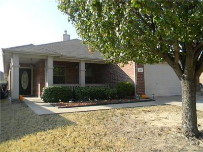 Anna Single Family Home Active Option Contract: 418 Stanley Falls Drive