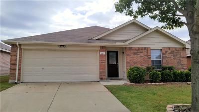 Single Family Home For Sale: 1113 Caroline Drive