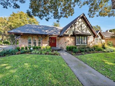 Arlington Single Family Home For Sale: 3807 N Shadycreek Drive