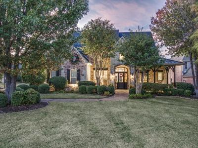 McKinney Single Family Home For Sale: 7414 Round Hill Road
