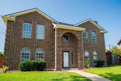 Rowlett Single Family Home For Sale: 9405 Barton Creek Drive