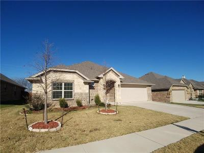 Justin Single Family Home For Sale: 408 Lone Star Drive