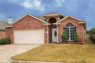 Fort Worth TX Single Family Home For Sale: $209,990