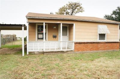 Irving Single Family Home For Sale: 213 Carroll Avenue