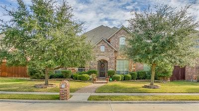Frisco Single Family Home For Sale: 11792 Frontier Drive