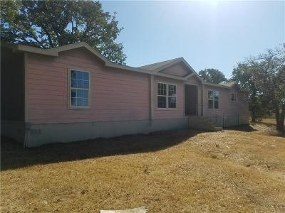 Eastland County Single Family Home For Sale: 195 County Road 330