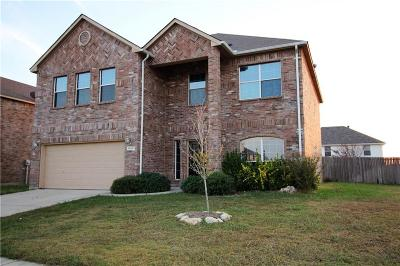 Wise County Single Family Home For Sale: 12813 Azure Heights Place