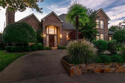 Dallas Single Family Home For Sale: 18107 Hollow Oak Court