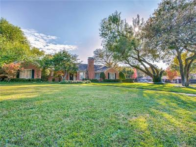 Single Family Home For Sale: 6906 Currin Drive