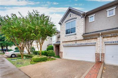 Irving Townhouse For Sale: 2521 Champagne Drive