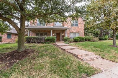 Single Family Home For Sale: 9217 Cornerstone Drive