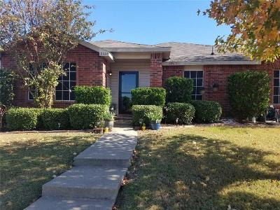 Rockwall Single Family Home For Sale: 2368 Somerset Drive