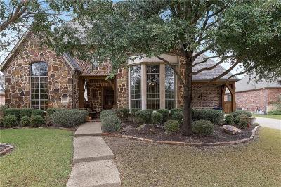 Mckinney Single Family Home For Sale: 4312 Loch Haven Court