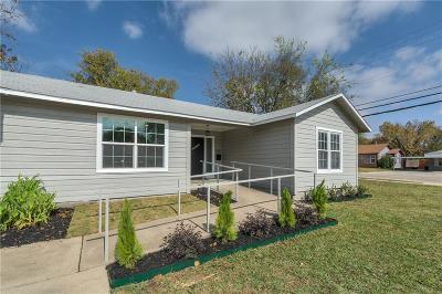 Haltom City Single Family Home For Sale: 5101 Monett Street