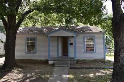Navarro County Single Family Home For Sale: 1024 N 23rd Street