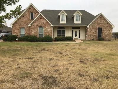 Haslet Single Family Home For Sale: 924 Chalk Hill Lane