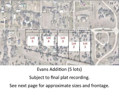 Residential Lots & Land For Sale: Lot 5 Clearlake Road