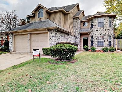 Fort Worth Single Family Home For Sale: 3301 Plantation Lane
