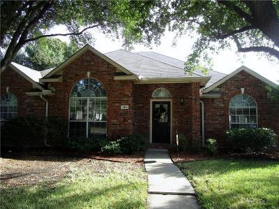 Allen Single Family Home Active Option Contract: 1104 Grimsworth Lane
