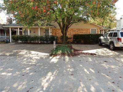 Arlington TX Multi Family Home Active Option Contract: $224,900