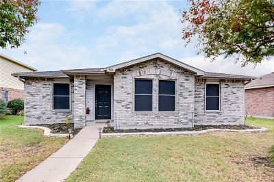Wylie Single Family Home Active Contingent: 1526 Windward Lane