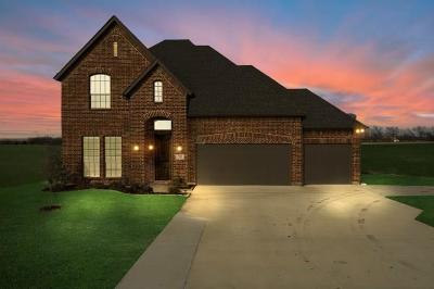 Blue Ridge Single Family Home For Sale: 500 The Trails Drive