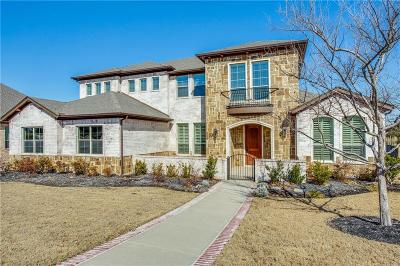 Fort Worth Single Family Home For Sale: 4411 Fairway View Drive