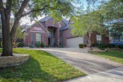 Mckinney Single Family Home For Sale: 1407 Lakewood Drive