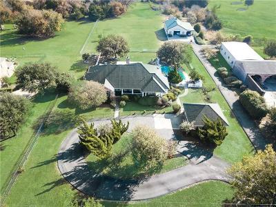Waxahachie Single Family Home Active Contingent: 1028 Broadhead Road