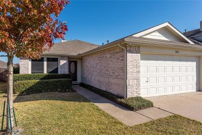 Forney Single Family Home Active Option Contract: 2004 Ash Drive