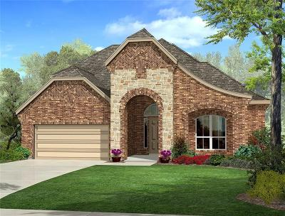 Aledo Single Family Home For Sale: 15036 Amber Sky