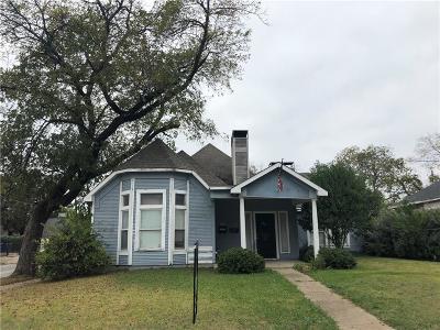 Dallas Multi Family Home For Sale: 5503 E Side Avenue