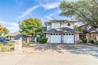 Fort Worth Single Family Home For Sale: 8510 Fairway Drive