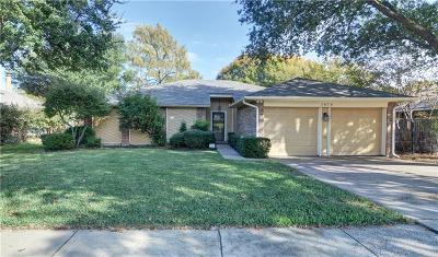 Bedford Single Family Home For Sale: 3828 Horizon Drive
