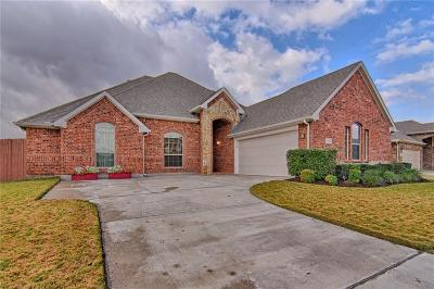 Johnson County Single Family Home For Sale: 1132 Clairemont Lane