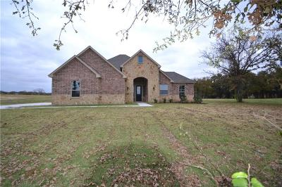 Wise County Single Family Home Active Contingent: 681 County Rd 4793