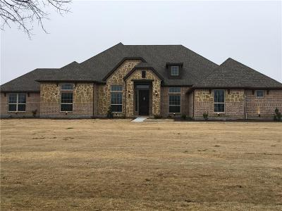 Rockwall Single Family Home For Sale: 1615 Winding Creek Lane
