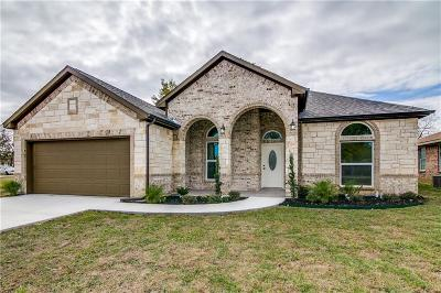 Forney TX Single Family Home Sold: $248,000 New Construction!