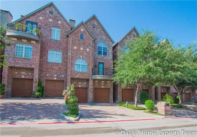 Dallas County, Denton County Townhouse For Sale: 632 Rockingham Drive