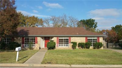 Bedford Single Family Home Active Option Contract: 609 Robindale Drive