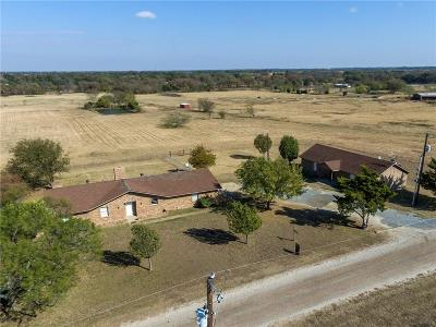 Terrell Single Family Home For Sale: 17612 County Road 322a