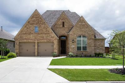 Prosper Single Family Home For Sale: 4601 Crossvine Drive