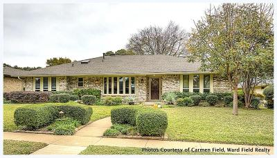 Single Family Home Active Option Contract: 520 Harvest Glen Drive