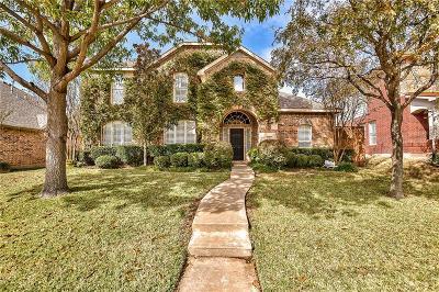 Frisco Single Family Home For Sale: 1714 Montura Lane