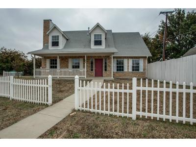 Single Family Home For Sale: 906 Audra Lane