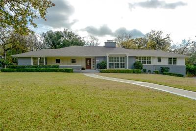 Single Family Home For Sale: 200 W McGee Street