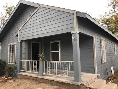 Fort Worth Single Family Home For Sale: 1433 E Richmond Avenue