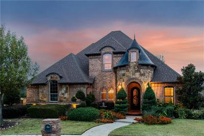North Richland Hills Single Family Home For Sale: 8124 Long Trail Drive