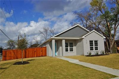 Dallas Single Family Home For Sale: 2703 Hillglenn Road