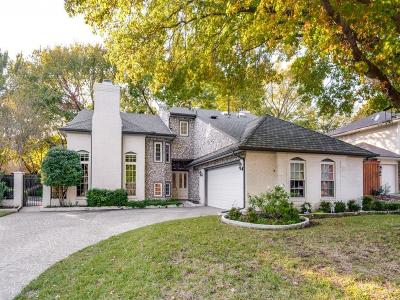 Coppell Single Family Home Active Option Contract: 549 Anderson Avenue